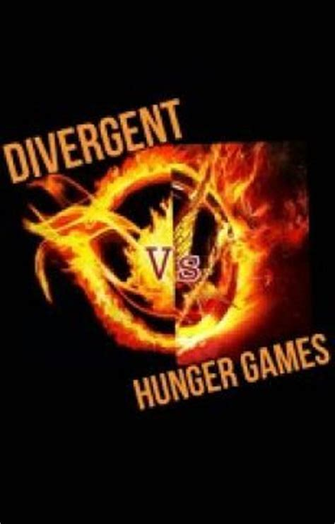 Hunger games and divergent comparison essay